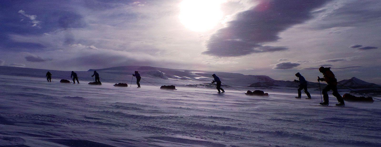Pulks – Iceland