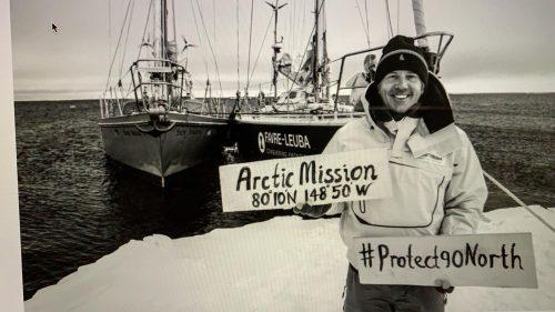 Pen Hadow & The Arctic Ocean