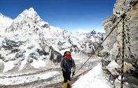 Martin Hewitt – Pumori ascent