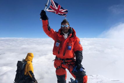 Jake – K2 summit