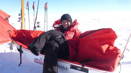 The South Pole Allied Challenge 2013