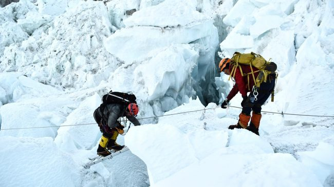 The Adaptive GrandSlam – Everest 2019
