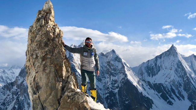 Jake Meyer – Europe's highest peaks: 2021
